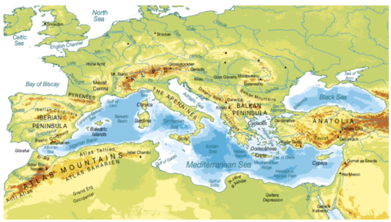 The Mediterranean Marine and Coastal Environment | UNEPMAP QSR